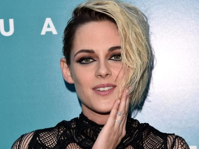 Kristen Stewart attends the premiere of A24's Equals at ArcLight Hollywood.
