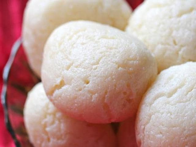 Bengal and Odisha have been fighting over the origin of rasogolla.