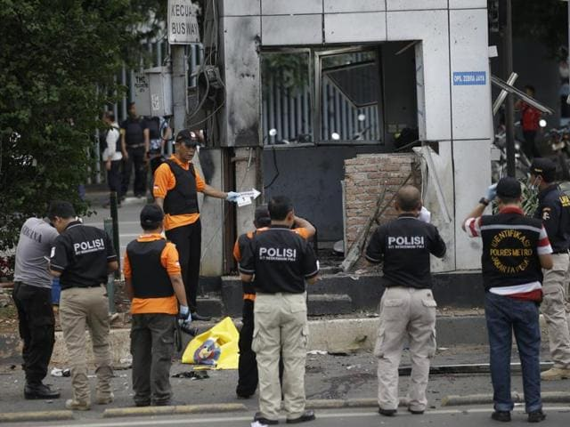 Indonesian police chief said there were indications the man killed was Santoso, the leader of extremist group the Eastern Indonesia Mujahideen.