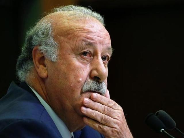Vicente Del Bosque,Euro 2016,Spain