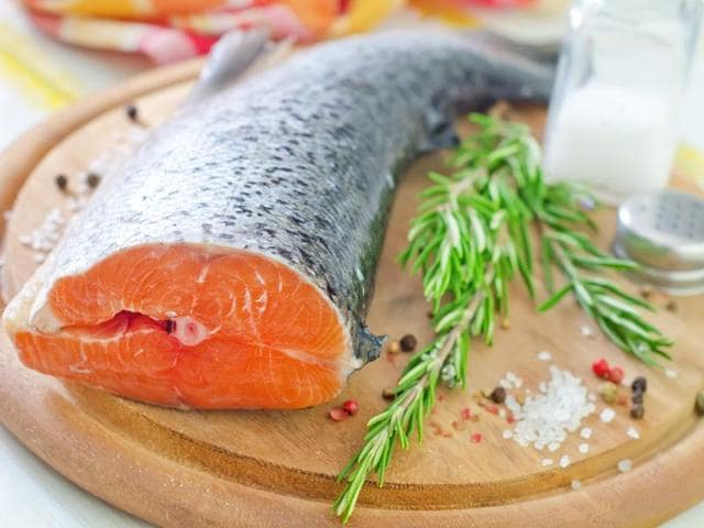 Eating a lot of omega 3 fatty acids found in oily fish like tuna and salmon can help you tackle bowel cancer.