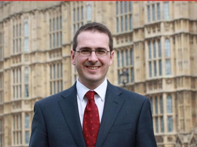 Labour Party MP Owen Smith, who will take on party chief Jeremy Corbyn in the election for party leadership.