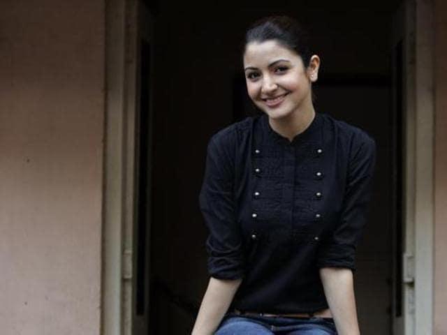 Actor Anushka Sharma is currently shooting for Karan Johar's Ae Dil Hai Mushkil in Mumbai. (HTPhoto)