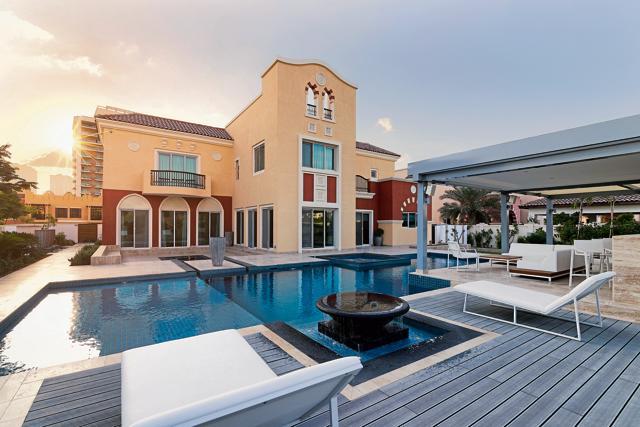 Dubai,golf,properties
