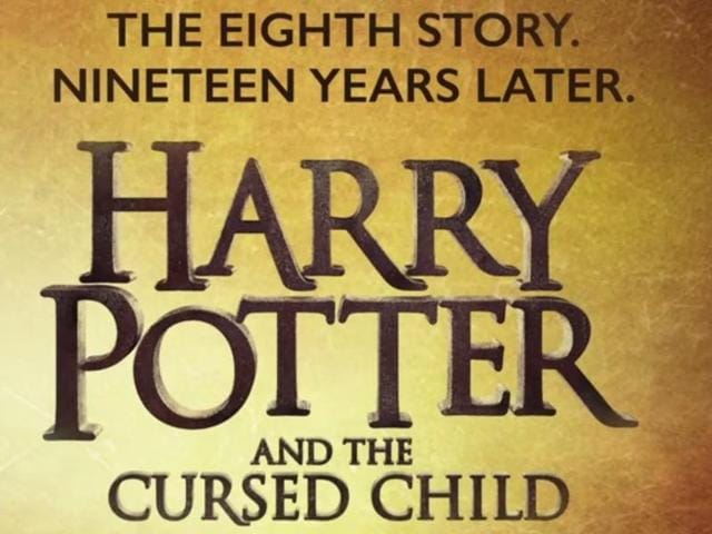 Harry Potter and the Cursed Child,Harry Potter,JK Rowling