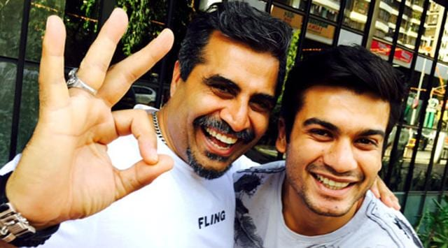 Filmmaker Shailendra Singh launches Shyam Kaushal's son Sunny with his Bollywood debut Sunshine Music Tours and Travels.