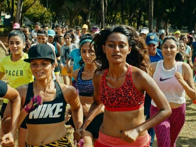 39c95e5a5e6a Indian sportswomen take internet by storm in new Nike ad