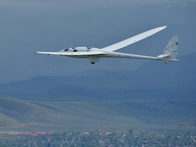 The Perlan 2 glider will fly at the edge of space to explore the science of giant mountain waves.