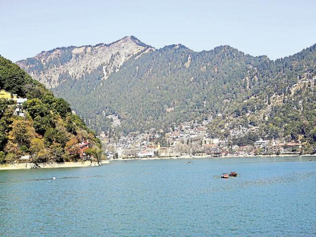 Nainital lake,Uttarakhand news,Siltation in Nainital lake