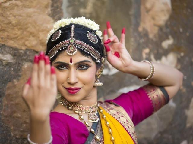 Bharatanatyam dancer Tanya Saxena's performance will comprise intense abhinaya and complex dance moves.