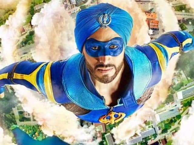 A Flying Jatt, which is being directed by Remo D'Souza has been in the headlines because of its comparison with Hrithik Roshan's superhero  Krrish franchise.