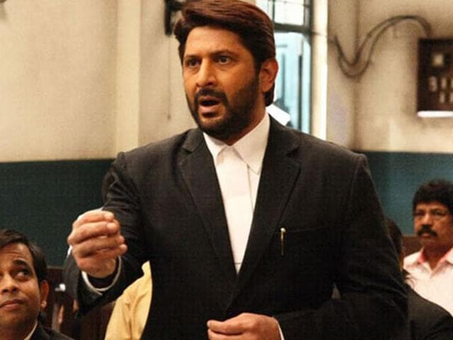 """Bollywood actor Arshad Warsi, who played the lead role in 2013 courtroom drama Jolly LLB, has said the producers would """"have to make a good movie"""" if they cast him."""