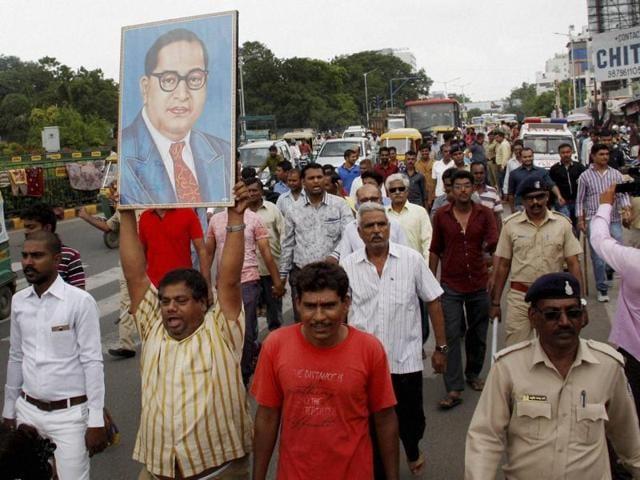 Crimes against Dalits,Gujarat turmoil,Protests