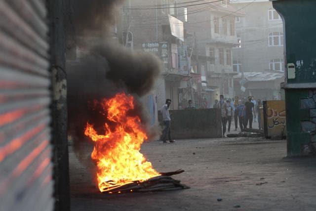 Kashmir crisis