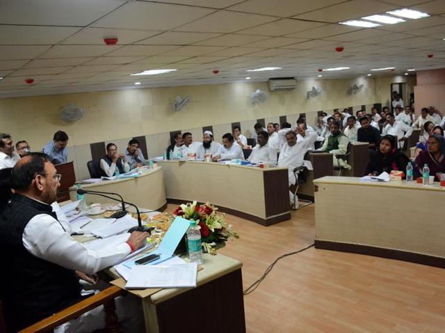 Ghaziabad municipal corporation