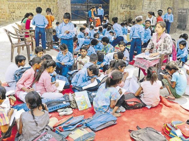 Border schools,Indo-Pak border,Amritsar