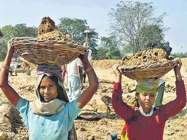 The dual impact of lower production and falling crop realisations has translated into depressed rural incomes, shrunk further by cutbacks in MGNREGA wage spends.