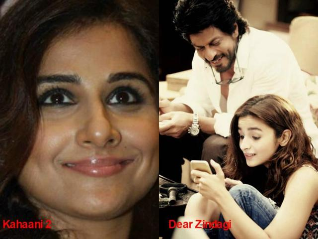 The recent development only adds to the list of films SRK is all set to clash with - earlier it was Hrithik Roshan's Kaabil and now it is Vidya Balan's Kahaani 2.