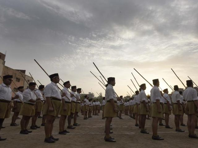 90 years on, RSS goes for an image makeover