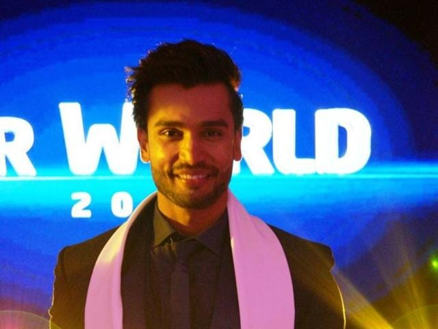 Rohit Khandelwal,Mr World 2016,First Indian Mr World