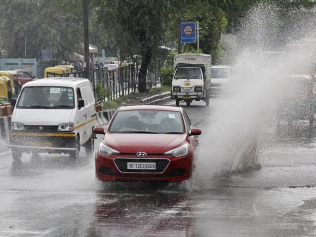 A joint inspection by all civic and government agencies has blamed construction by Delhi metro and other departments for the water-logging and subsequent traffic chaos in the Capital this monsoon season.