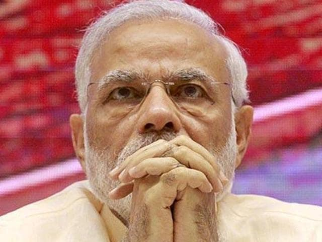 The Congress has repeatedly questioned Prime Minister Narendra Modi's silence on raging issues.