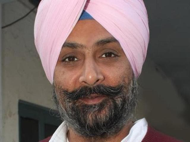 Punjab Congress chief Captain Amarinder Singh's son Raninder Singh