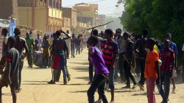 Emergency in Mali