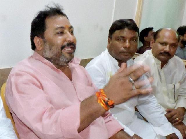 BJP expelled Daya Shankar Singh for his derogatory remarks against BSP chief Mayawati.