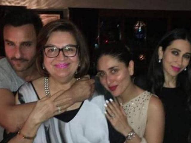 Kareena Kapoor Khan shocked her sister Karisma Kapoor and her mother Babita when she decided to marry Saif Ali Khan.