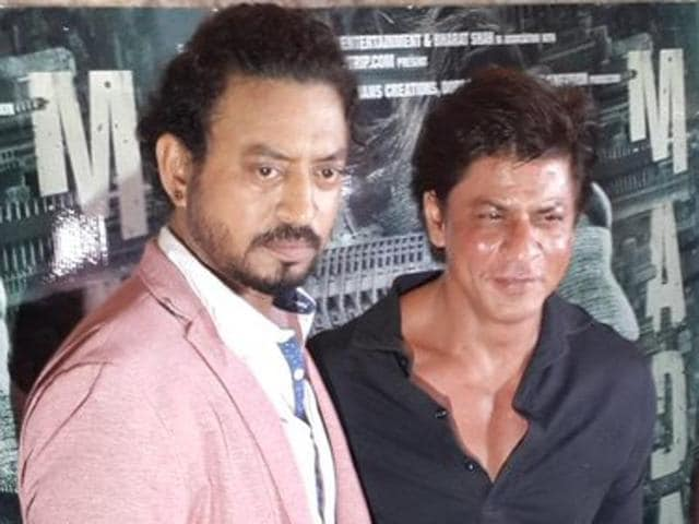 Irrfan Khan on piracy,Shah Rukh Khan on piracy,Bollywood