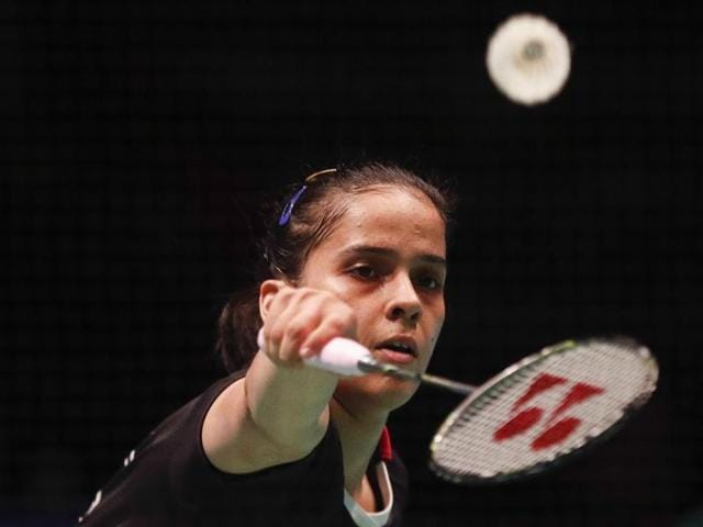 Saina won the Australian Open this year and made four semifinals, she can't take anything for granted considering the high-level of opposition.