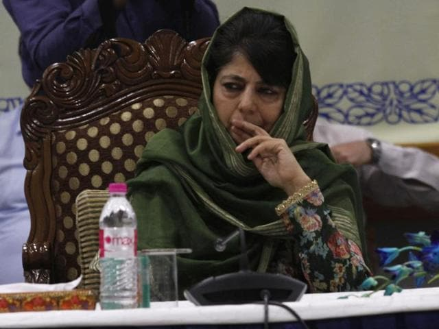 Jammu and Kashmir chief minister Mehbooba Mufti on Thursday sought the cooperation of all political parties to restore normalcy in the valley.