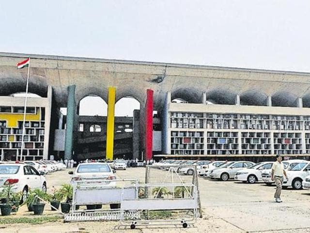 The SIT head and inspector general of police (crime) G Nageswara Rao has informed the court that director general of police had approved the report of the SIT and was sent to commissioner of police, Amritsar, for action.
