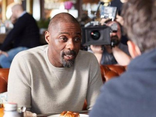 Idris Elba,James Bond,Playing