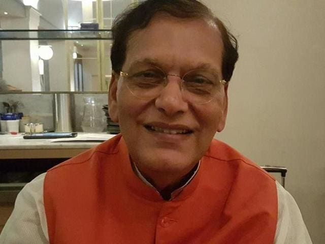 Sulabh International founder Bindeshwar Pathak.(HT Photo)