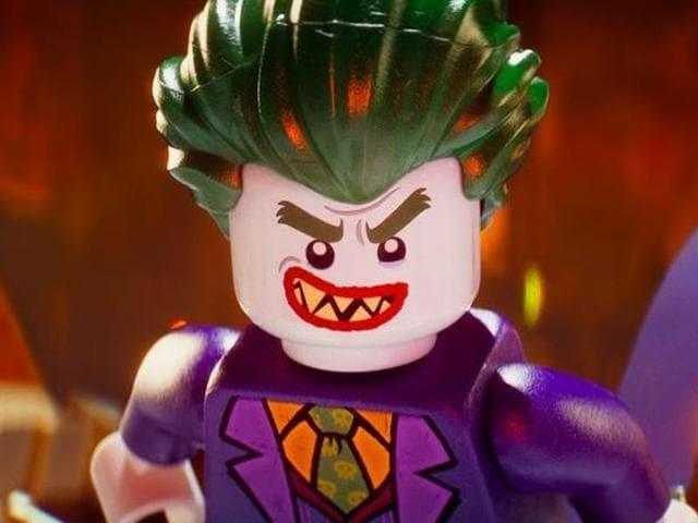 The Joker is voiced by Zach Galifianakis.