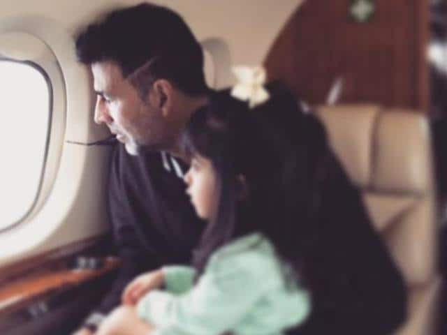 Actor Akshay Kumar loves spending time with his family and says family vacations are mandatory.