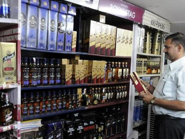 The data contradicts government's talk of controlling liquor consumption.