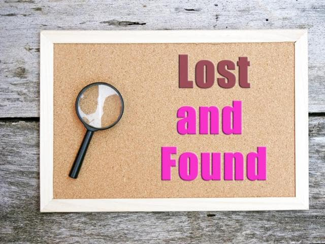 Delhi,Ghaziabad,lost and found
