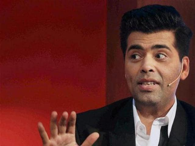 Karan Johar revealed that he had a lot of body positivity issues when he was growing up. (PTI)