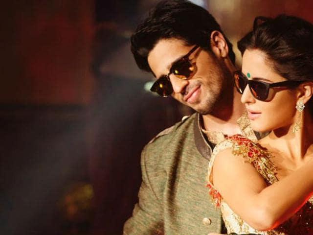 Karan Johar,Sidharth Malhotra,Katrina Kaif