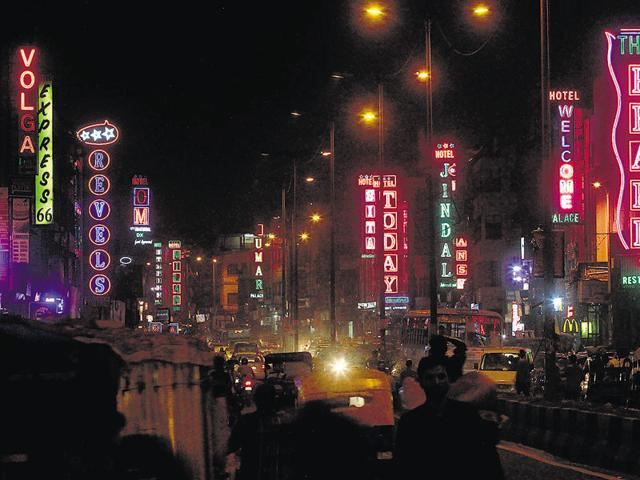 Central Delhi's Paharganj area, near New Delhi railway station, is home to the maximum number of budget hotels in the city.