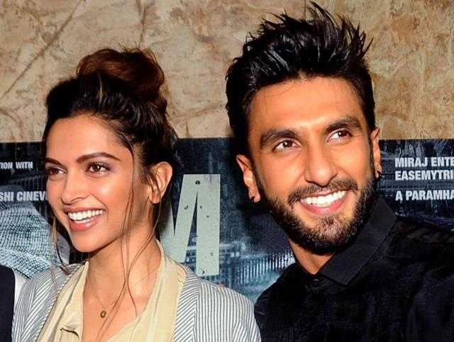 """When Deepika was asked about her rumoured engagement, Ranveer looked at her and said, """"Let's go."""""""