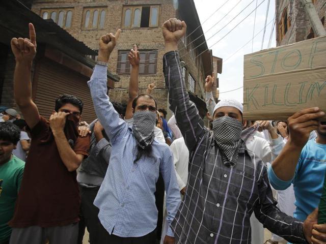 Burhan Wani,Ishfaq Majid Wani,Kashmir