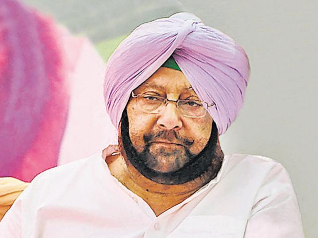 """""""Dushman ka dushman dost hota hai. SAD-BJP is our enemy, which makes Sidhu, Pargat, Bolaria our friends,""""  Punjab Congress chief Amarinder Singh said."""