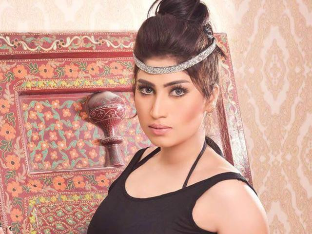 Qandeel Baloch, who was strangled in what appeared to be an