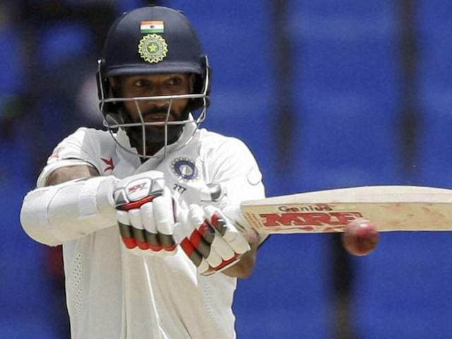 Shikhar Dhawan's controlled aggression would do India a lot of good in the West Indies tour.