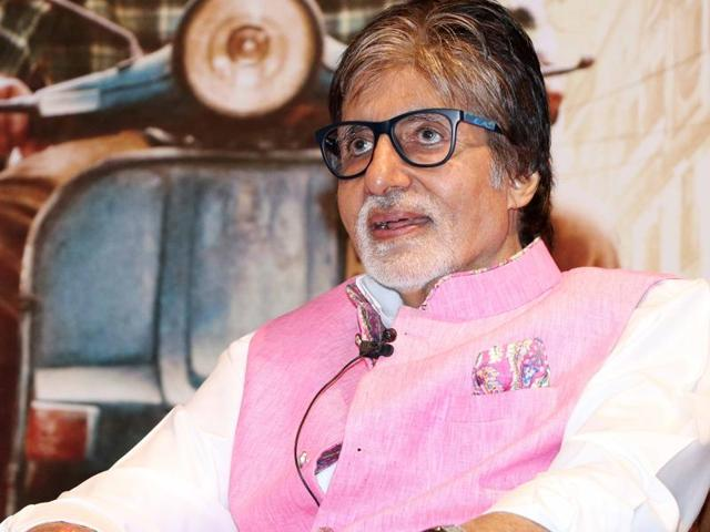 The statue will look how I look now, says Amitabh Bachchan.