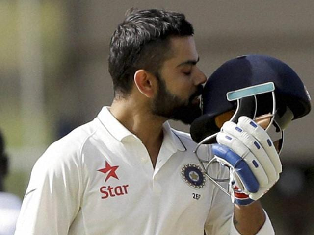 In his last tour of West Indies, Virat Kohli could score just 76 in five innings.